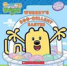 Wubbzy's Egg-cellent Easter (Wow! Wow! Wubbzy!) by Cecil, Lauren