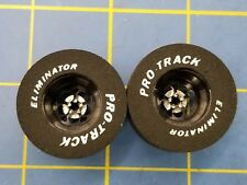 Pro Track N408J Black 3D Magnum 1 3/16 x 500 Rear Drag Tires from Mid America