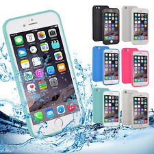 Waterproof Shockproof Heavy Duty Case Cover for Apple iPhone 5 SE 6 7 Plus 8 X