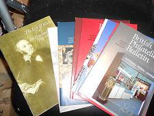 POST OFFICE PHILATELIC BULLETINS - VOLUME 29 (SEPT'91 - MARCH'92) + ROWLAND HILL