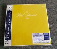 Rod Stewart Old Raincoat Won't Ever Let Yo JAPAN MINI LP SHM CD SEALED