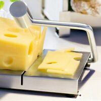 Käseschneider Stainless Steel Cheese Slicer Cutting Boards Butter Cutter Durable