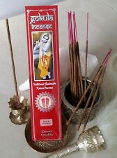 Natural Organic Apple & Strawberry Incense Sticks. Classic Quality - 20 grams.