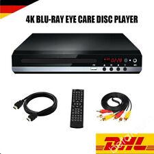 UHD CD DVD Play Spieler HDMI USB AV Anschluss Mit Fernbedienung für TV Player