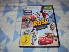 Kinect Rush - A Disney Pixar Adventure (Microsoft Xbox 360, 2012, DVD-Box)