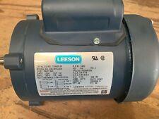 LEESON MOTOR 1/2HP