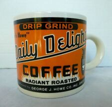 Westwood Yesteryear Daily Delight Coffee Mug 1992