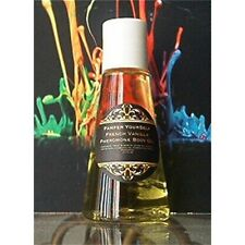 Vanilla Musk Women Pheromone Perfume Body Oil 2.7 Fl Oz