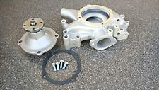 BB MOPAR/DODGE 350-440 ALUMINUM WATER PUMP (W/ALUMINUM IMPELLER) AND HOUSING SET