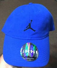 Nike Jordan Jumpman H86  Strapback hat NWT 847143-480 ROYAL BLUE RETRO ELITE
