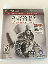 Assassin`s Creed Revelations Signature Edition (Sony PlayStation 3, 2011)
