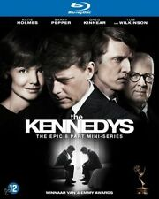 THE KENNEDYS : 8 Part Miniseries (Katie Holmes) BLU RAY - Sealed Region B for UK