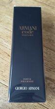 Giorgio Armani Code Profumo (110ml) Men's Eau de Parfum - New Sealed Genuine