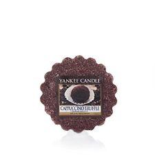 Yankee Candle Wax Melt Wax Tarts Cappuccino Truffle NEW