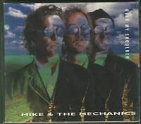 MIKE & THE MECHANICS Over My Shoulder1995 CD DIGIPACK genesis paul carrack