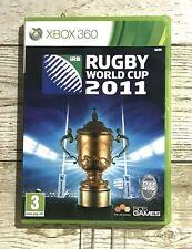 Rugby World Cup 2011-Microsoft Xbox 360 Spiel