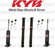 KYB Excel-G  Set of 4 Shocks for 1988-1999 Chevrolet C1500 Rear Wheel Drive