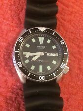 Vintage Seiko Men's Divers Watch 6309  150m.