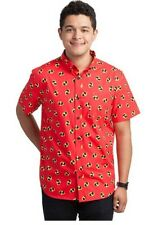 Disney Pixar Incredibles Mens Button Down Shirt 2XL