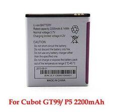 NEW Original Battery 2200mAh for Smartphone Cubot GT99/ Cubot P5