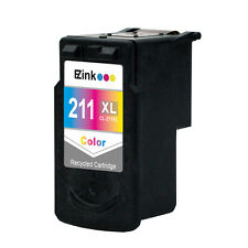 1 Pack 211XL 211 XL Color Ink Cartridge for Canon PIXMA MP480 MP490 MP495 & More