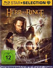 DER HERR DER RINGE, DIE RÜCKKEHR DES KÖNIGS (Blu-ray Disc) NEU+OVP