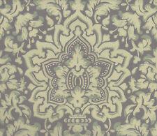 Waterhouse Historic Reproduction Wallpaper: c1890 Arts & Crafts Era Damask 2