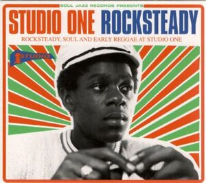 VARIOUS ARTISTS Studio One Rocksteady CD Europe Soul Jazz 2014 18 Track With