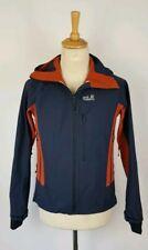 Jack Wolfskin Stormy point Men Jacket Outdoor Coque Veste Blue 1111141-1010
