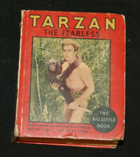 1934 Big Little Book Tarzan #796 The Fearless GD