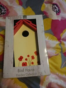 Pretty Bird House Brand New