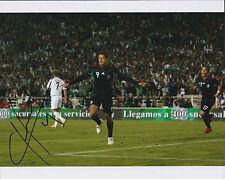 Chicharito - Javier Hernandez SIGNED Man United 10x7 Photo AFTAL COA MEXICO