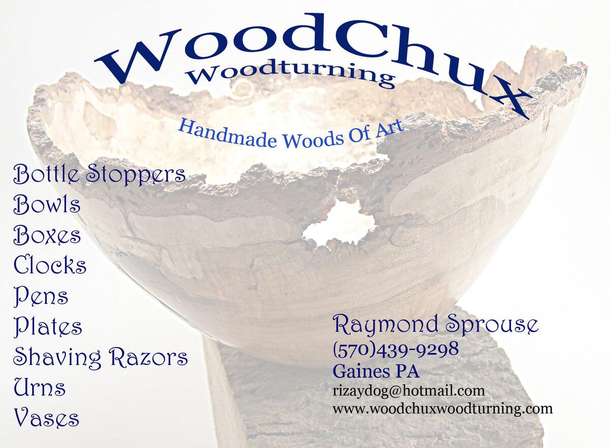 WoodChux WoodTurning