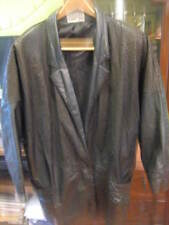 Northside Fashions Genuine Leather Coat 1980s - Great Condition
