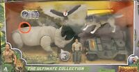 Jumanji Lanard The Ultimate Collection 3 Animal 1 Figure 1 Vehicle Gift Birthday