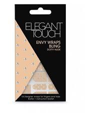 Elegant Touch Designer Nail Wraps Self Adhesive  Brand New