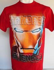 Marvel Iron Man Armored Avenger T-Shirt Size Medium