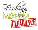 Fishing Mayhem Clearance