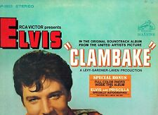 MFD IN CANADA BLACK LABEL LSP 3893 ROCK LP ELVIS PRESLEY : CLAMBAKE