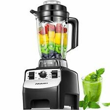 Nyyin Blender 2000W 10-Speed Smoothie Blender with 2L BPA-Free Tritan Container