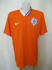 5+/5 Netherlands 2008/2010 home Sz 2XL Nederland Holland shirt jersey soccer XXL