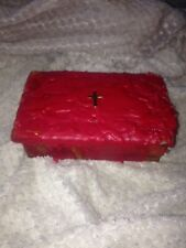 HAUNTED DYBBUK BOX SEALED BLESSED *DEMONIC PRESENCE DONT OPEN**