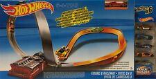 Mattel X2586 Hot Wheels Raceway 1,80 Meter inkl. 6 Fahrzeuge - NEU