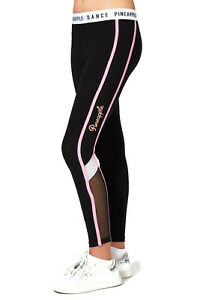 Pineapple Dancewear Womens Viscose Jersey Dance Gym Yoga Pants Trousers