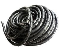 * 6.5mm Split * Bundle tool Black 23mm.. Cable Spiral conduit pipe