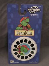 View Master 3d Reels Franklin The Turtle 2002 B0116-1910