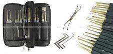 Tools picking opener Locksmith lockpick unlock set lockpicking kit de crochetage