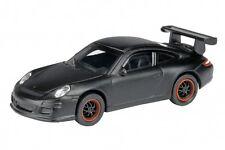 Porsche 911 Gt 3 Mattschwarz. 1:87 Schuco 25820