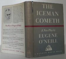 EUGENE O'NEILL The Iceman Cometh FIRST EDITION