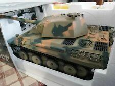 German Panther Tank 1/16 1 16 HENG LONG R/C radio control model NON FUNZIONANTE